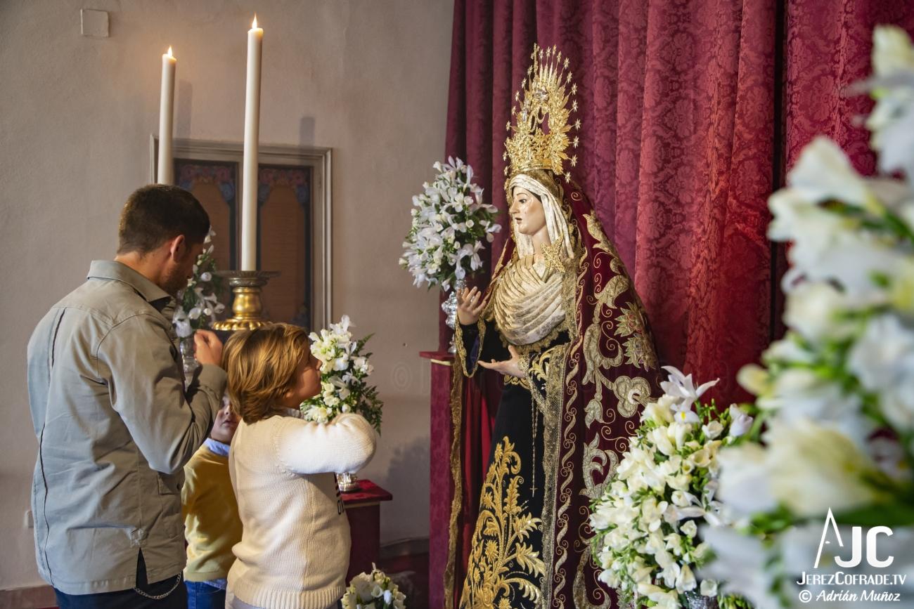 Maria Stma. del Perpetuo Socorro – Segundo Domingo de Cuaresma Jerez 2020 (1)