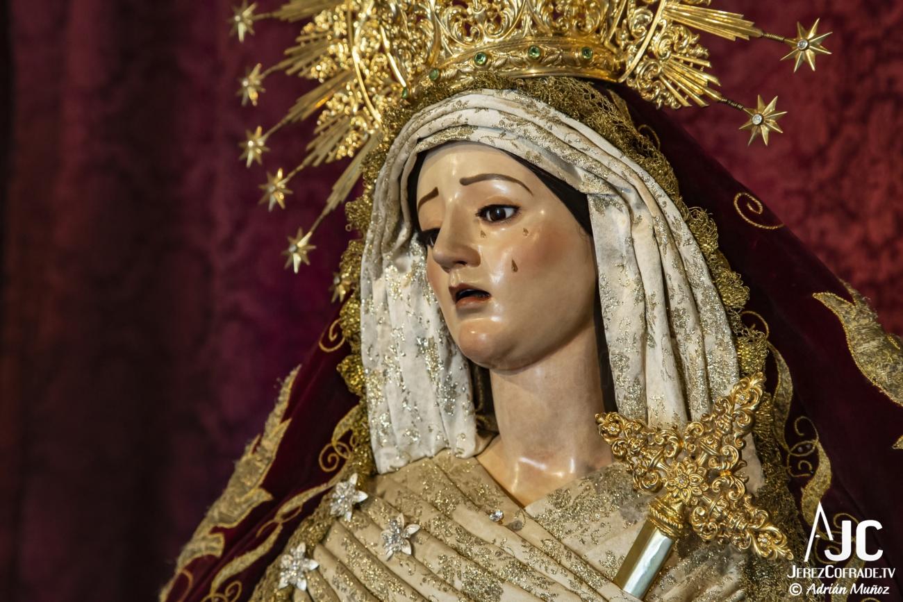 Maria Stma. del Perpetuo Socorro – Segundo Domingo de Cuaresma Jerez 2020 (2)