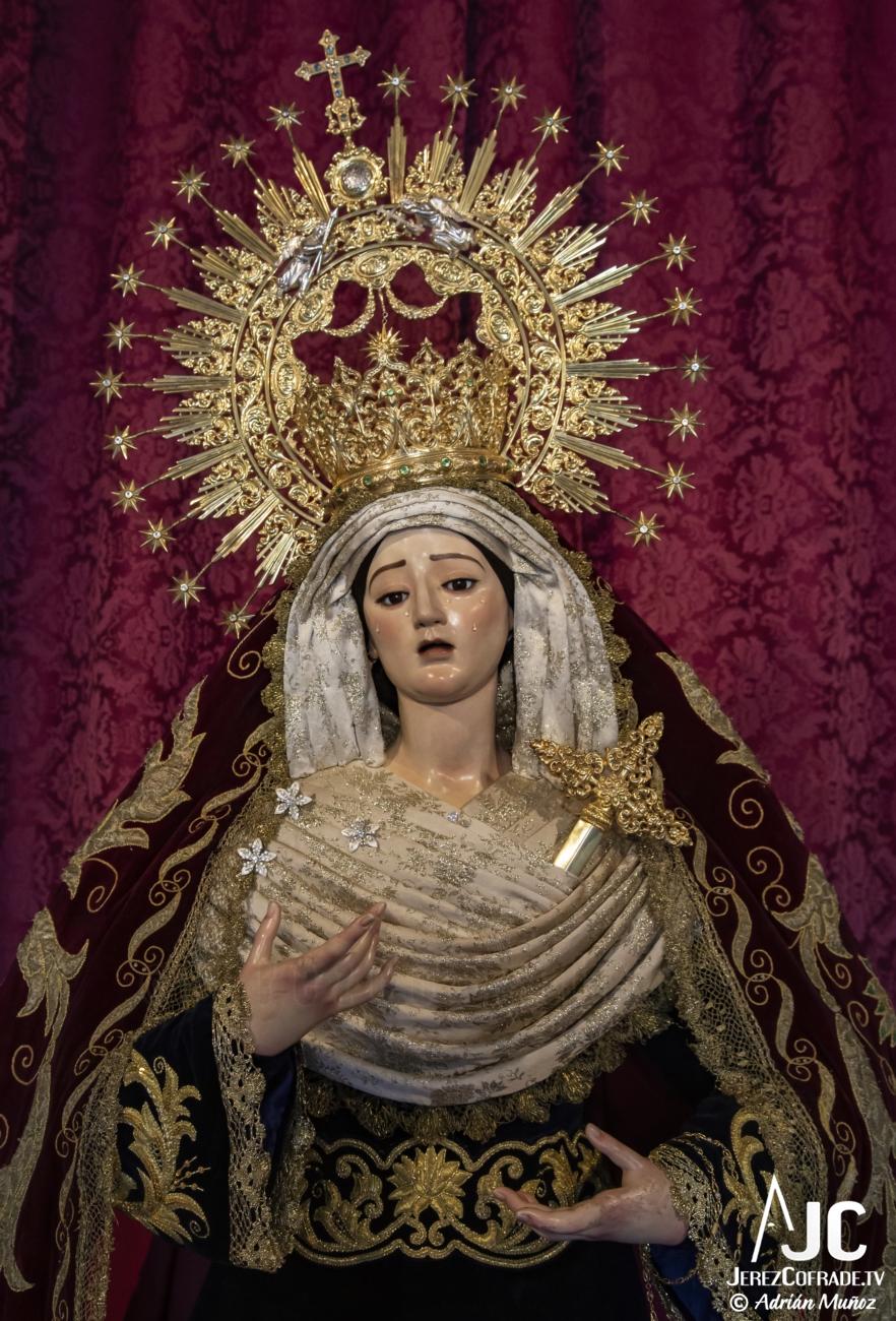 Maria Stma. del Perpetuo Socorro – Segundo Domingo de Cuaresma Jerez 2020 (3)