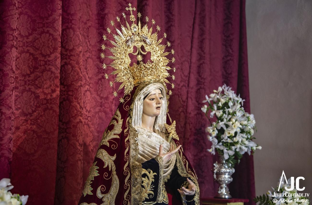 Maria Stma. del Perpetuo Socorro – Segundo Domingo de Cuaresma Jerez 2020 (4)