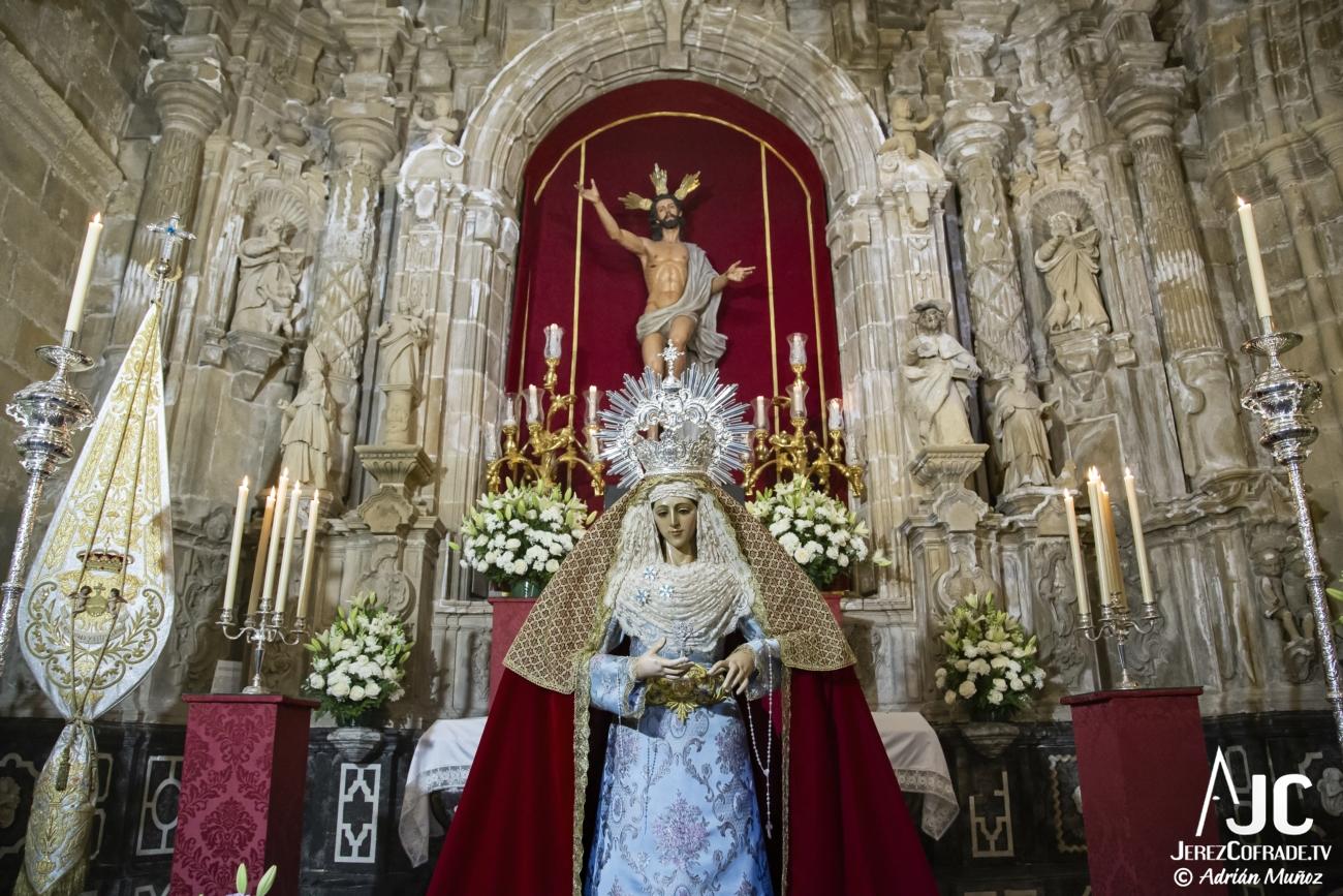Ntra. Sra. de la Luz – Segundo Domingo de Cuaresma Jerez 2020 (1)