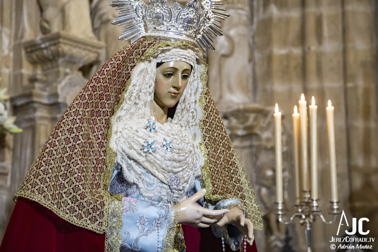 Ntra. Sra. de la Luz – Segundo Domingo de Cuaresma Jerez 2020 (2)