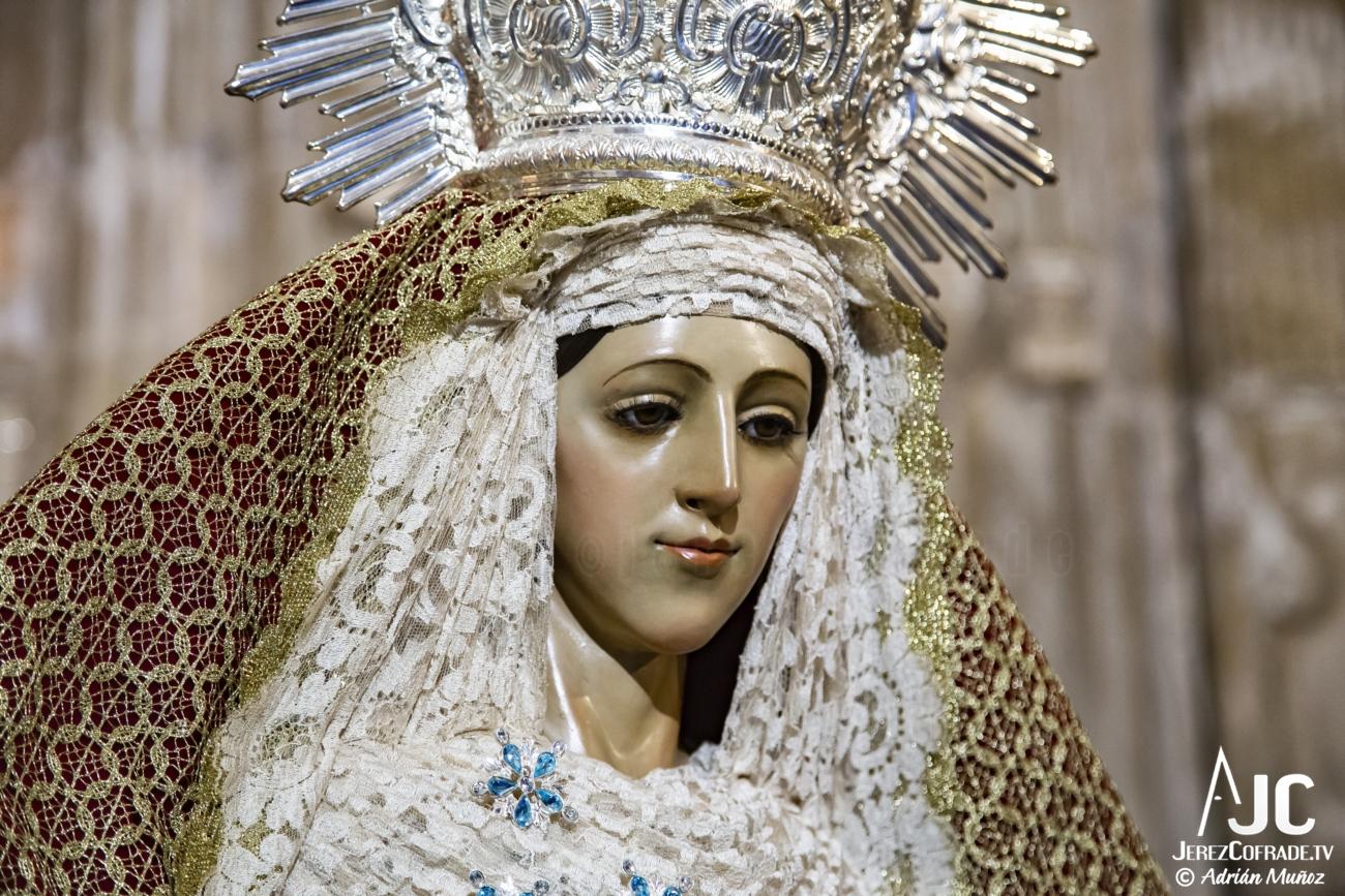 Ntra. Sra. de la Luz – Segundo Domingo de Cuaresma Jerez 2020 (3)