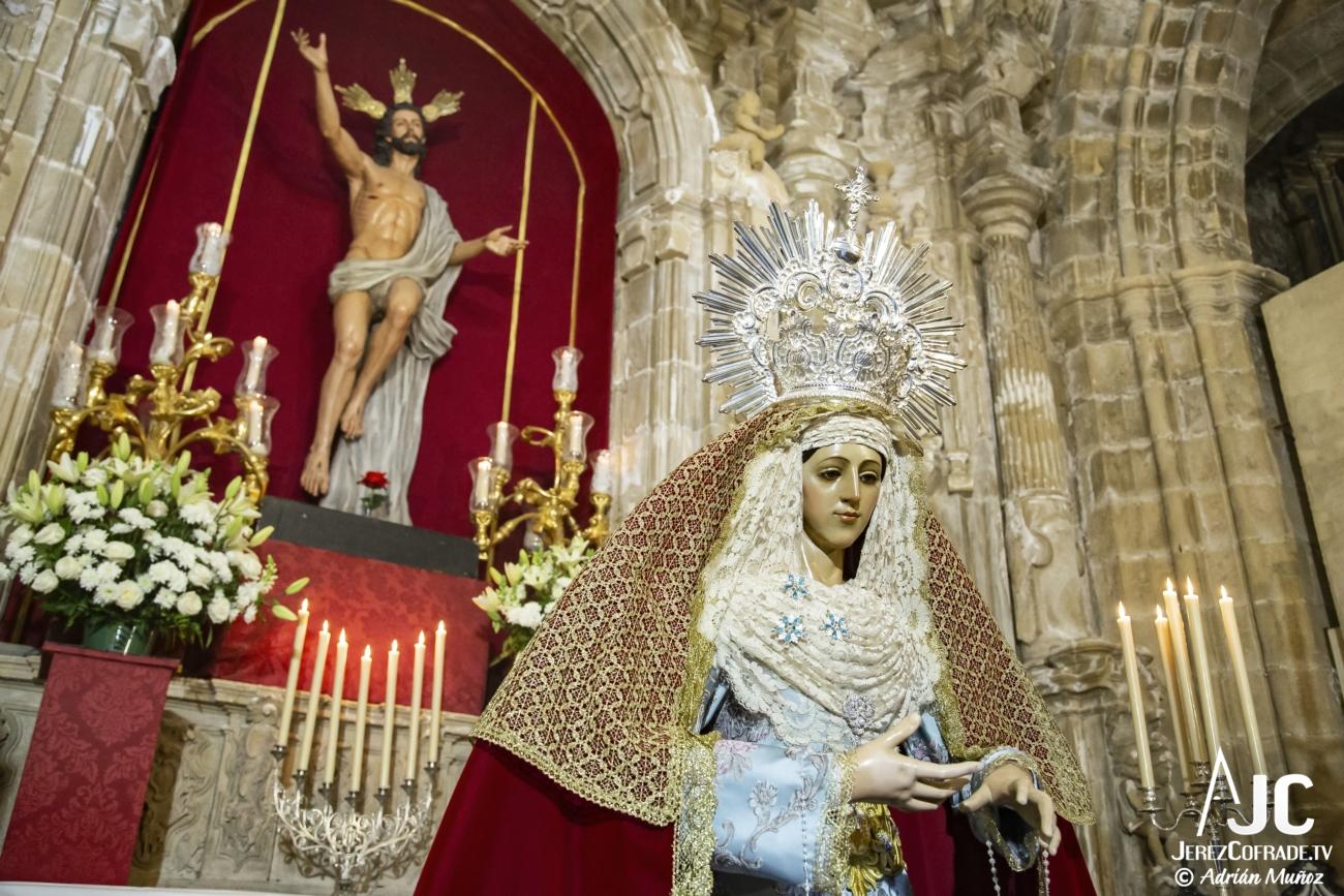 Ntra. Sra. de la Luz – Segundo Domingo de Cuaresma Jerez 2020 (4)
