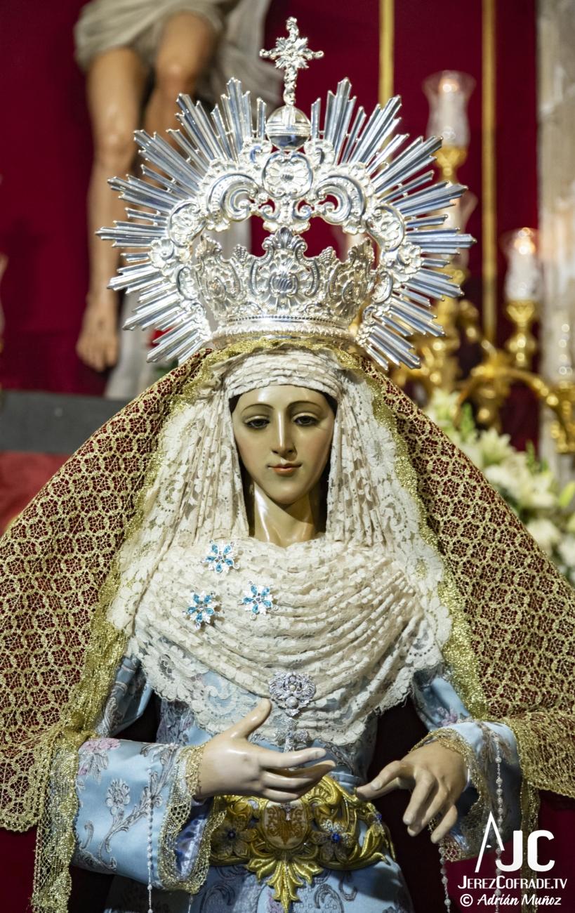 Ntra. Sra. de la Luz – Segundo Domingo de Cuaresma Jerez 2020 (5)