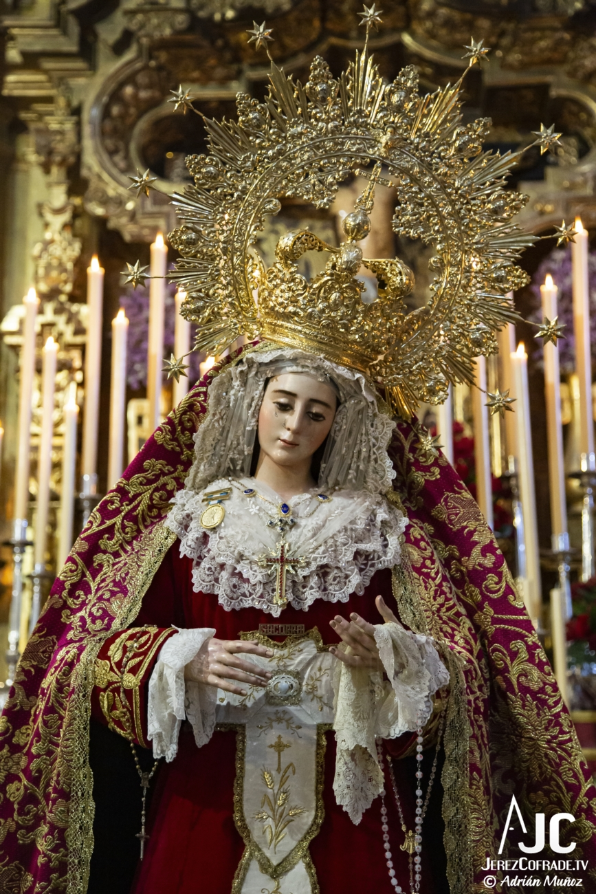 Ntra. Sra. del Socorro – Segundo Domingo de Cuaresma Jerez 2020 (4)