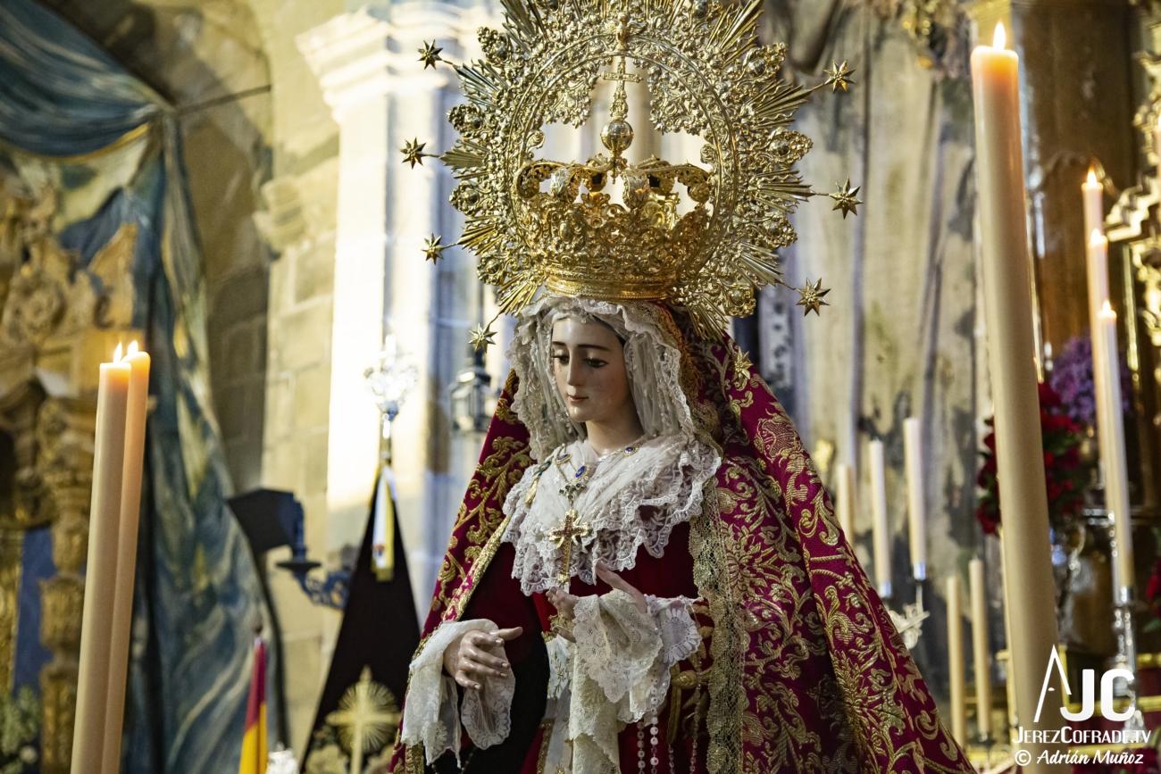Ntra. Sra. del Socorro – Segundo Domingo de Cuaresma Jerez 2020 (5)