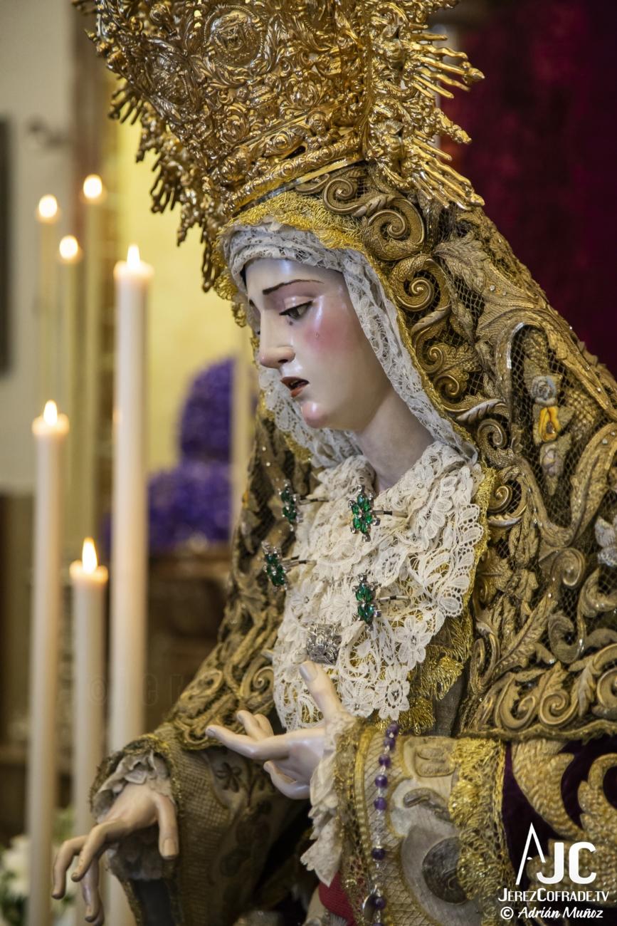 Paz y Afliccion – Segundo Domingo de Cuaresma Jerez 2020 (2)