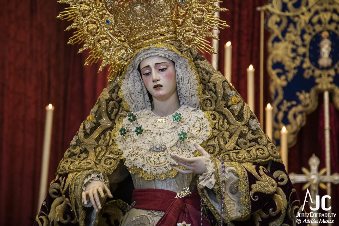Paz y Afliccion – Segundo Domingo de Cuaresma Jerez 2020 (3)