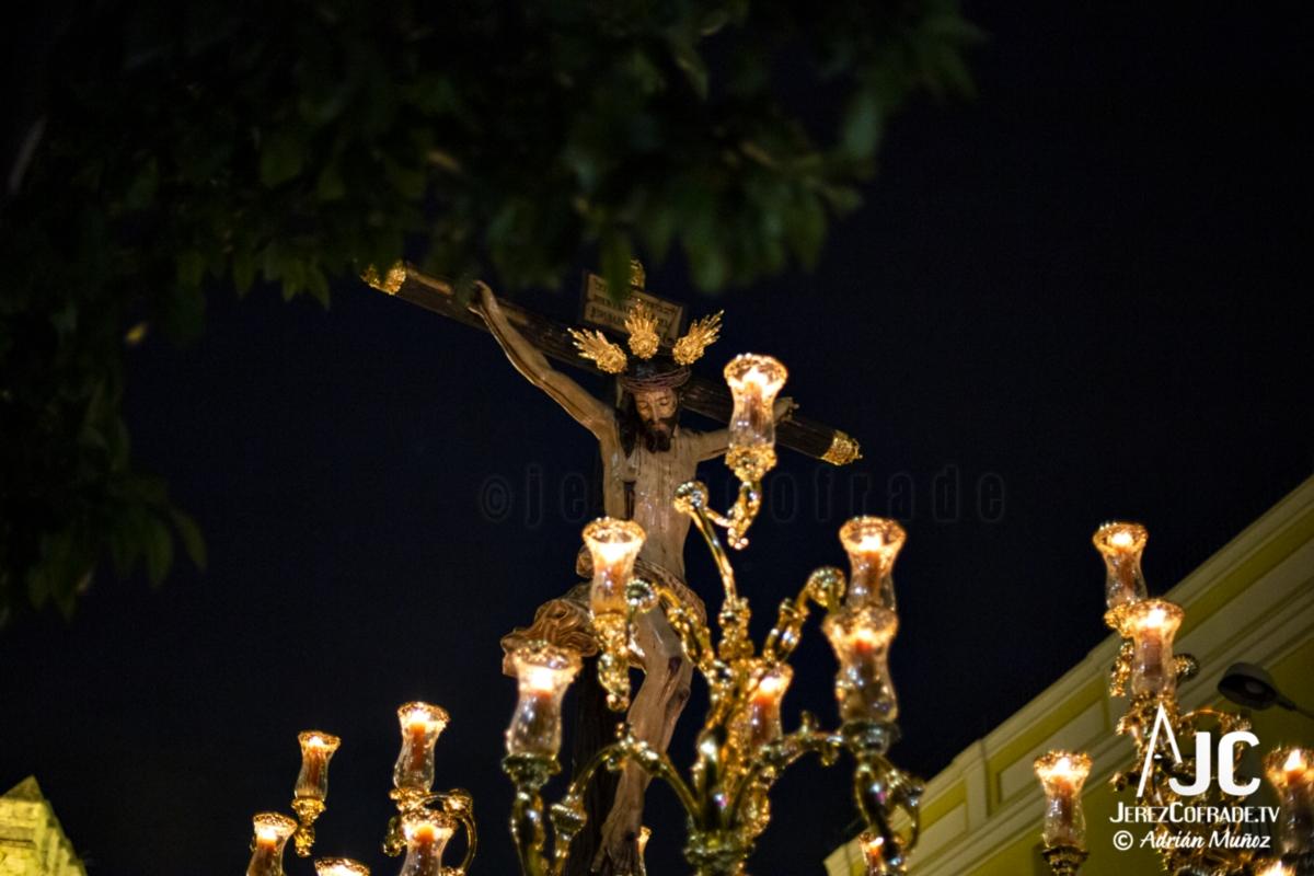 Santo Crucifijo de la Salud – Noche de Jesús Jerez 2019 (1)