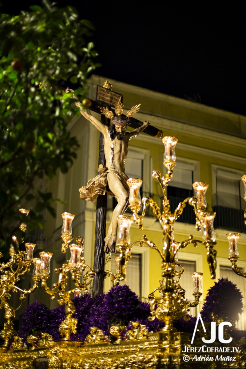 Santo Crucifijo de la Salud – Noche de Jesús Jerez 2019 (2)
