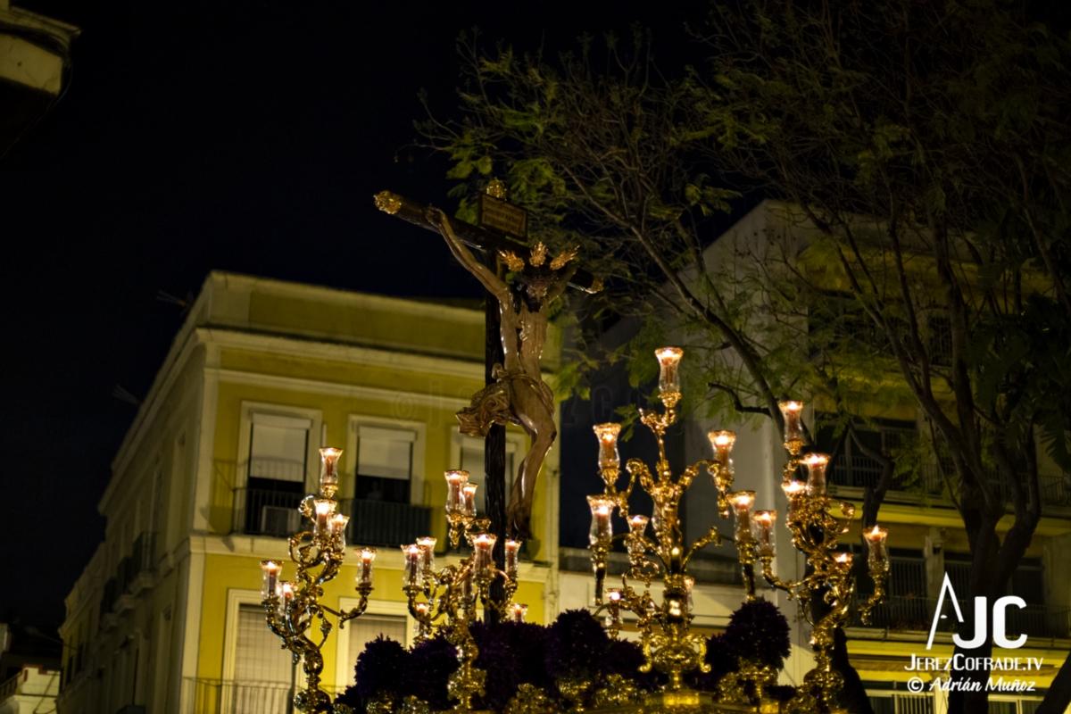 Santo Crucifijo de la Salud – Noche de Jesús Jerez 2019 (6)