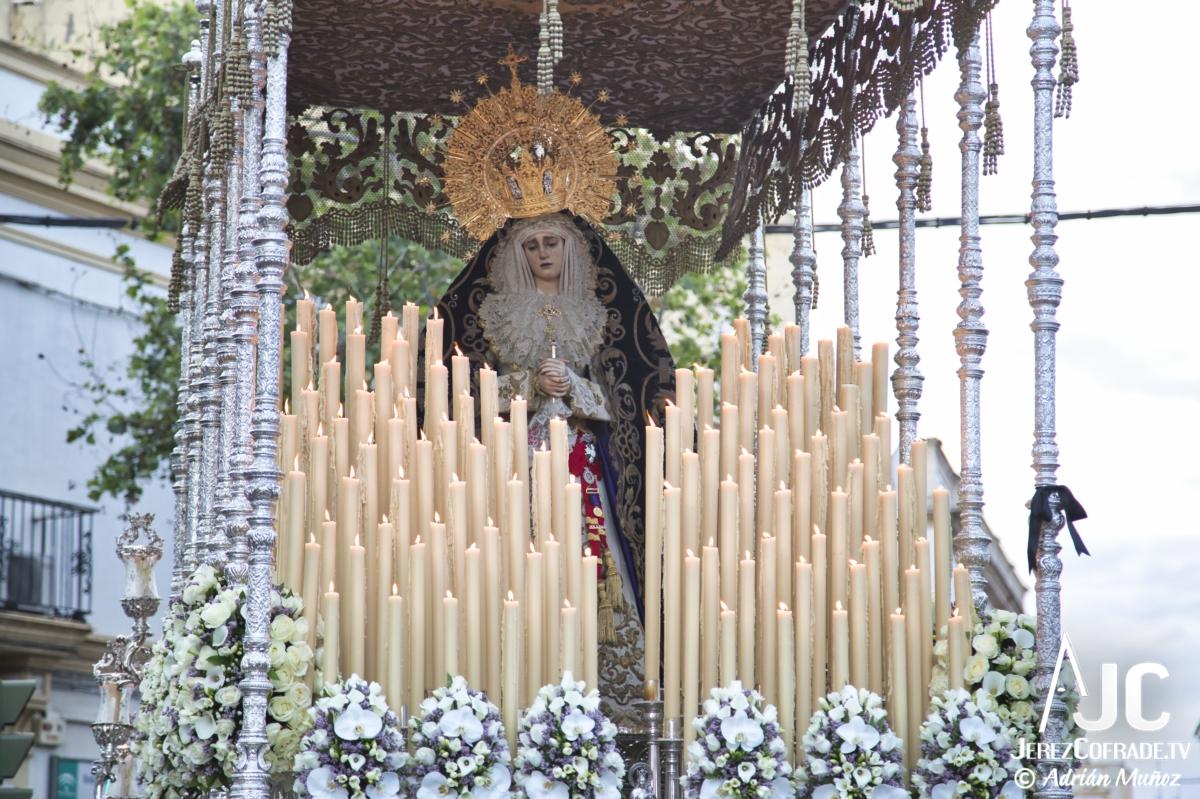 Soledad – Viernes Santo Jerez 2019 (1)
