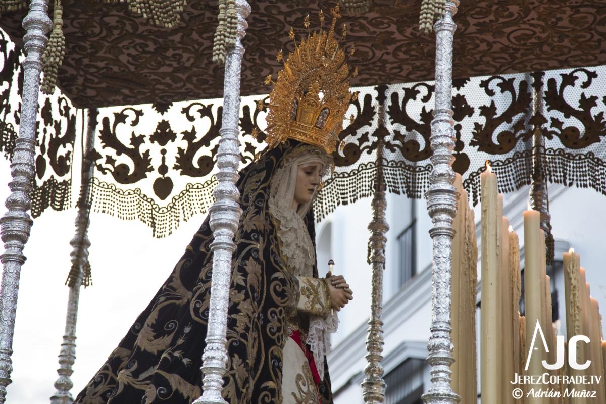 Soledad – Viernes Santo Jerez 2019 (2)