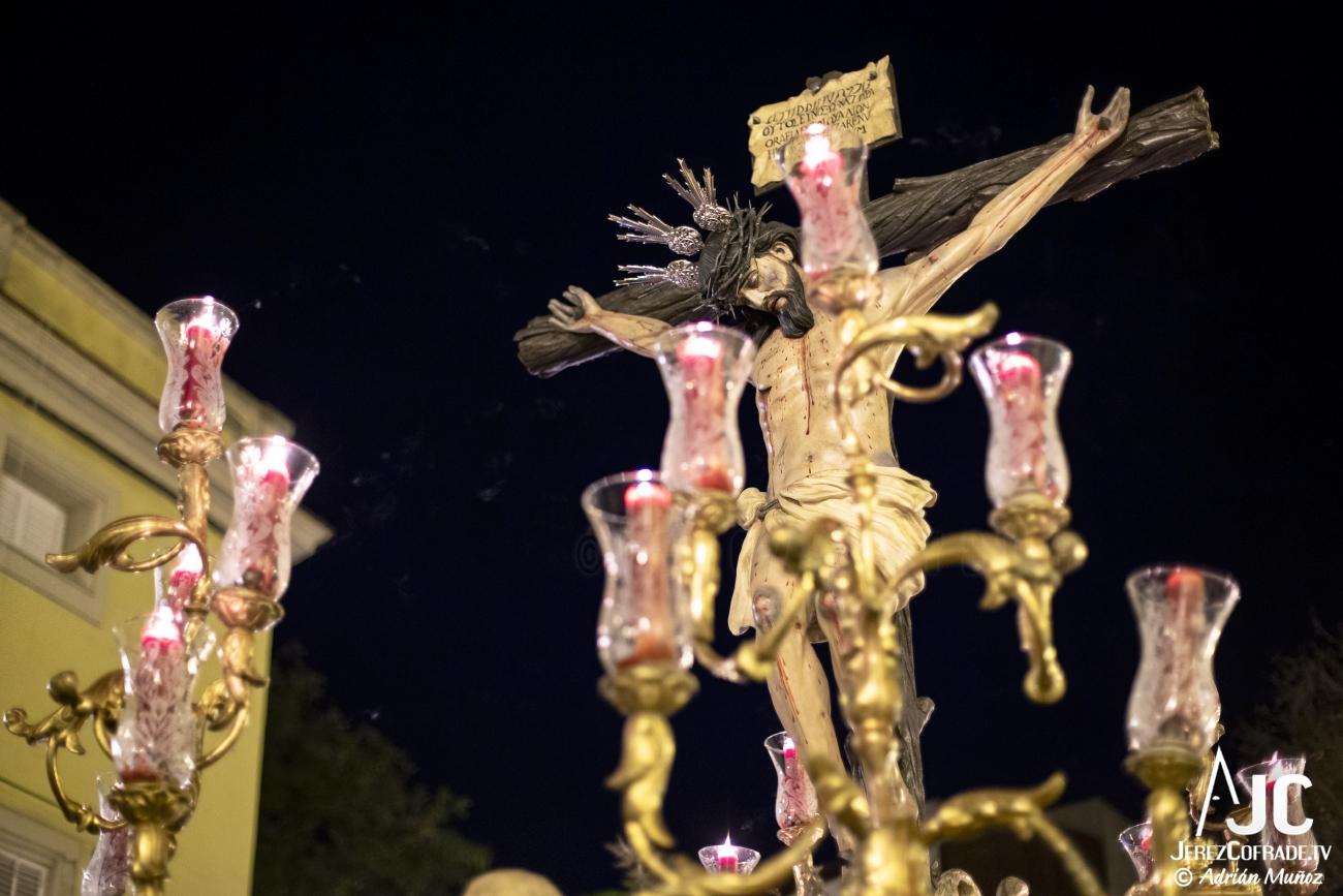 Via Crucis Cristo de las Almas – Jerez 2020 (12)