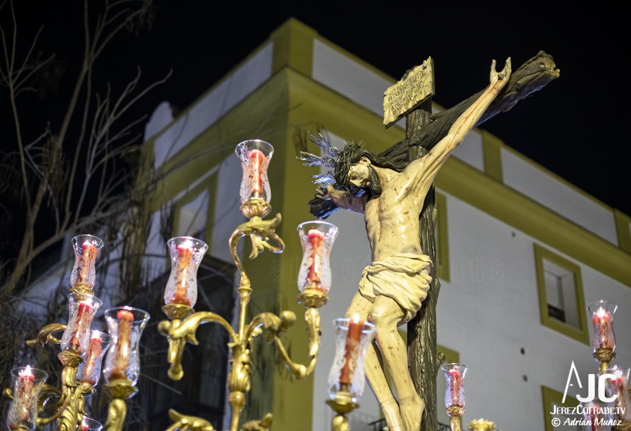 Via Crucis Cristo de las Almas – Jerez 2020 (13)