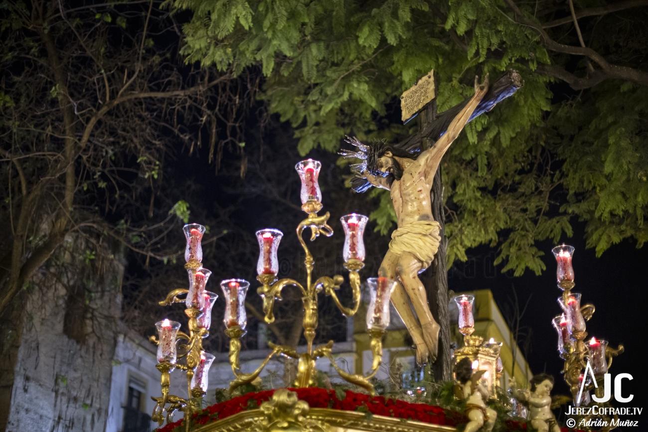 Via Crucis Cristo de las Almas – Jerez 2020 (14)