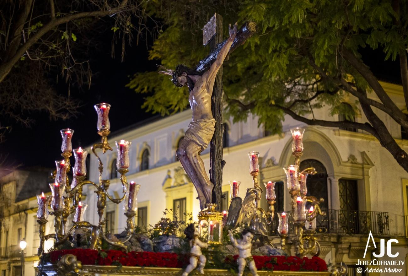 Via Crucis Cristo de las Almas – Jerez 2020 (15)