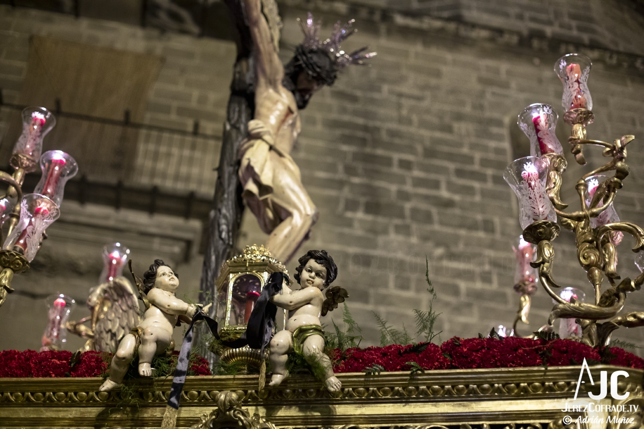 Via Crucis Cristo de las Almas – Jerez 2020 (4)