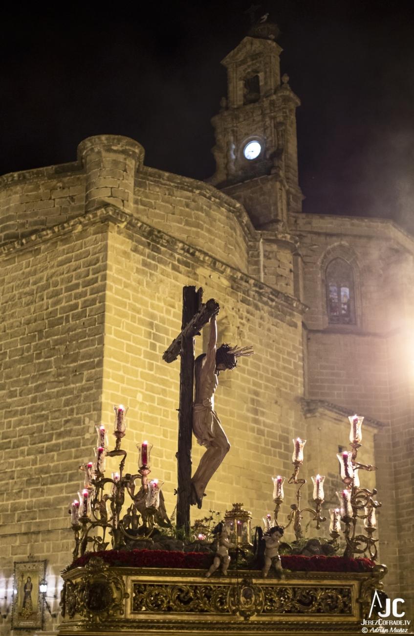 Via Crucis Cristo de las Almas – Jerez 2020 (8)
