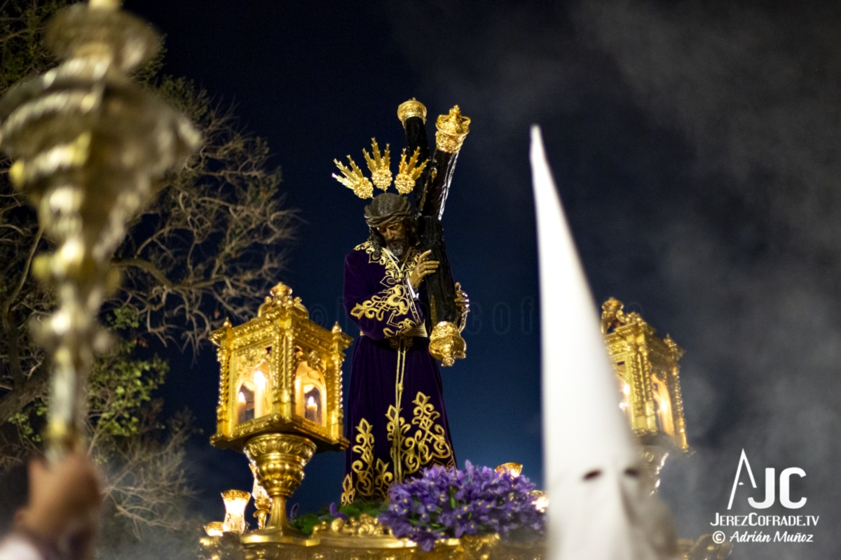 Via Crucis – Noche de Jesús Jerez 2019