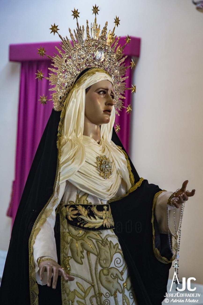 Virgen del Encuentro – Segundo Domingo de Cuaresma Jerez 2020 (1)