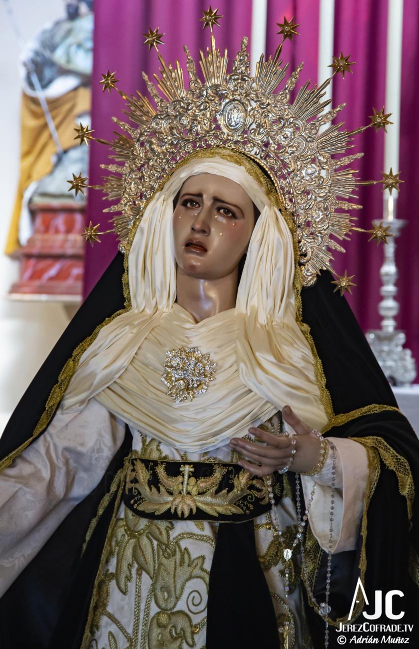 Virgen del Encuentro – Segundo Domingo de Cuaresma Jerez 2020 (2)