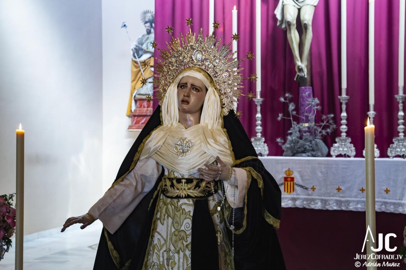 Virgen del Encuentro – Segundo Domingo de Cuaresma Jerez 2020 (3)