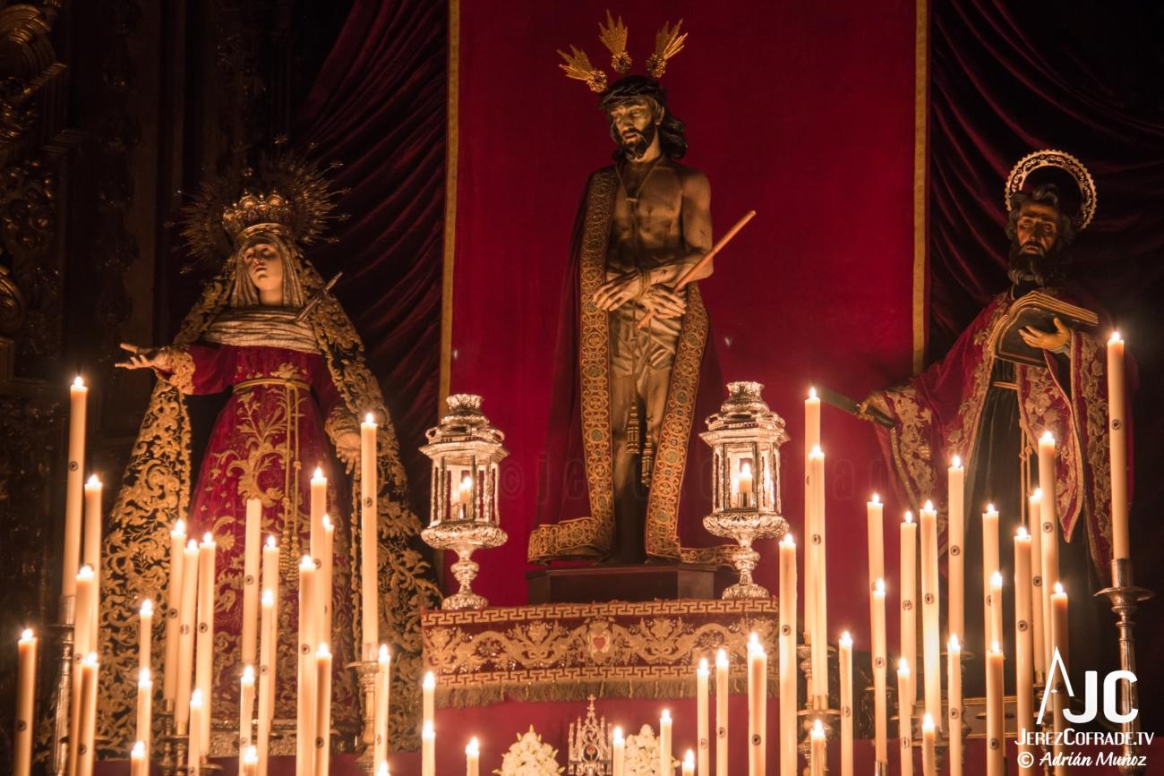A la luz de las velas – Mayor Dolor 2014 (3)
