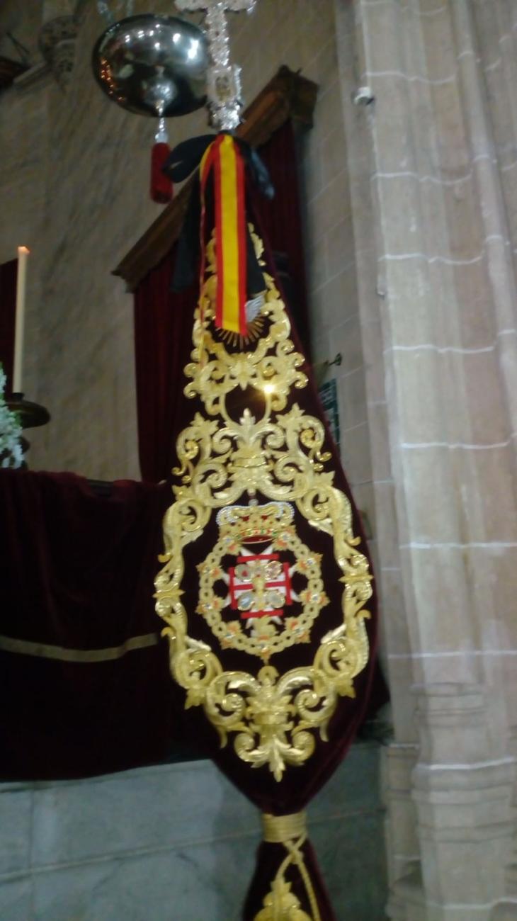 Estandarte Sagrada Cena – Jerez