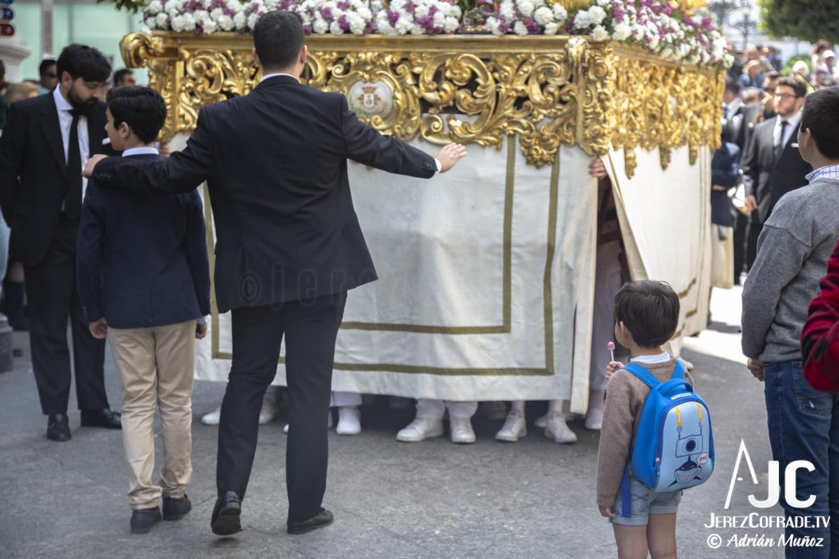 Virgen de la Luz – Domingo de Resurreccion Jerez 2019 (10)