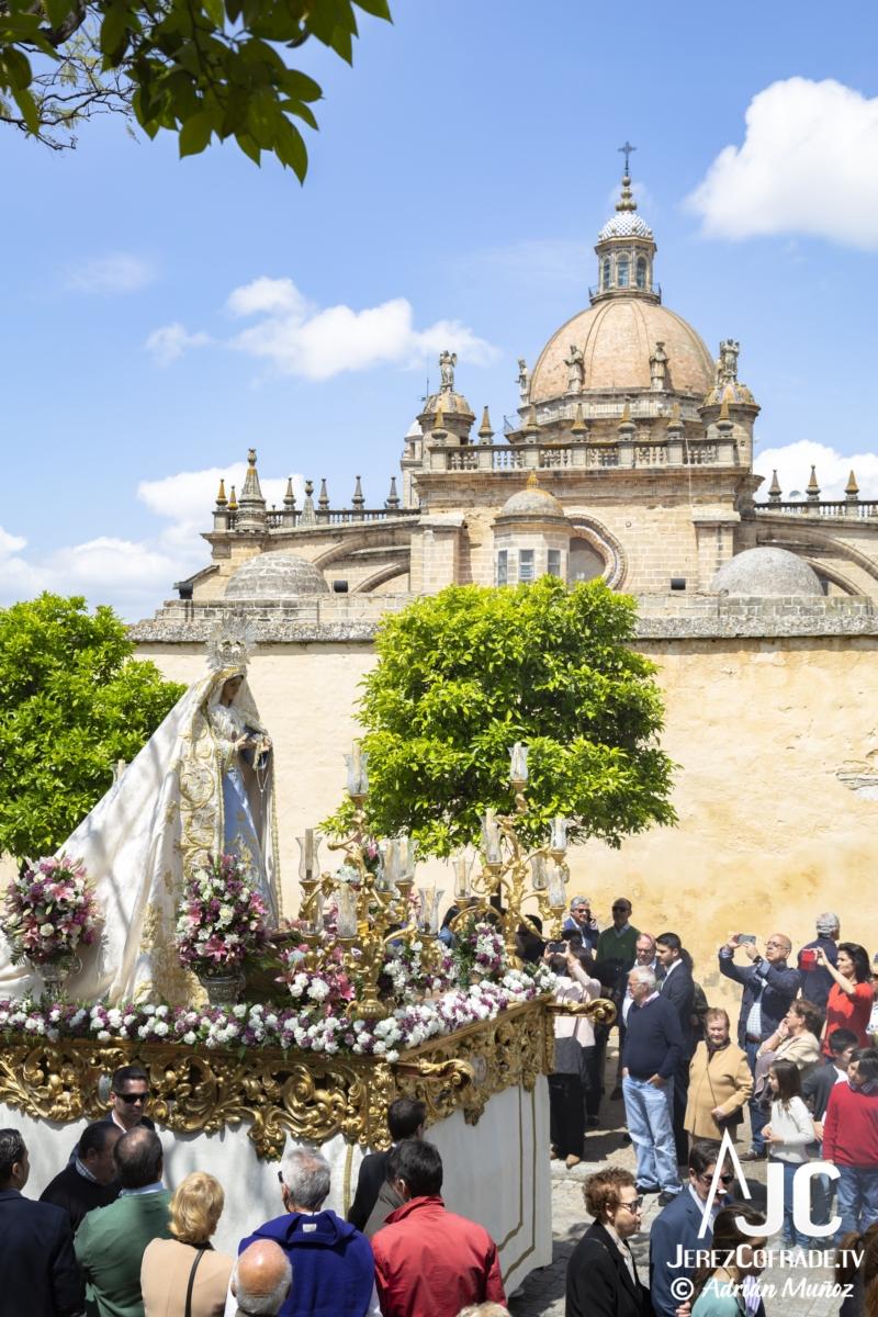 Virgen de la Luz – Domingo de Resurreccion Jerez 2019 (4)