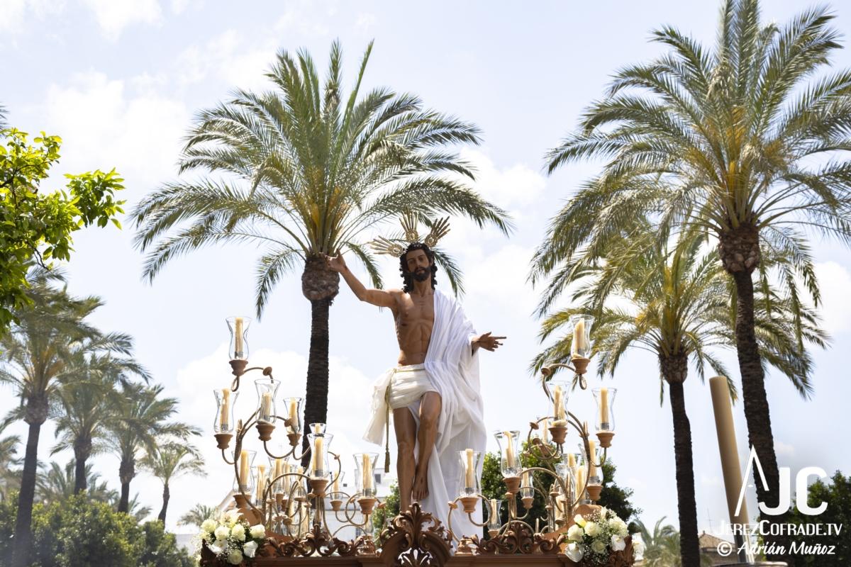 Virgen de la Luz – Domingo de Resurreccion Jerez 2019 (7)
