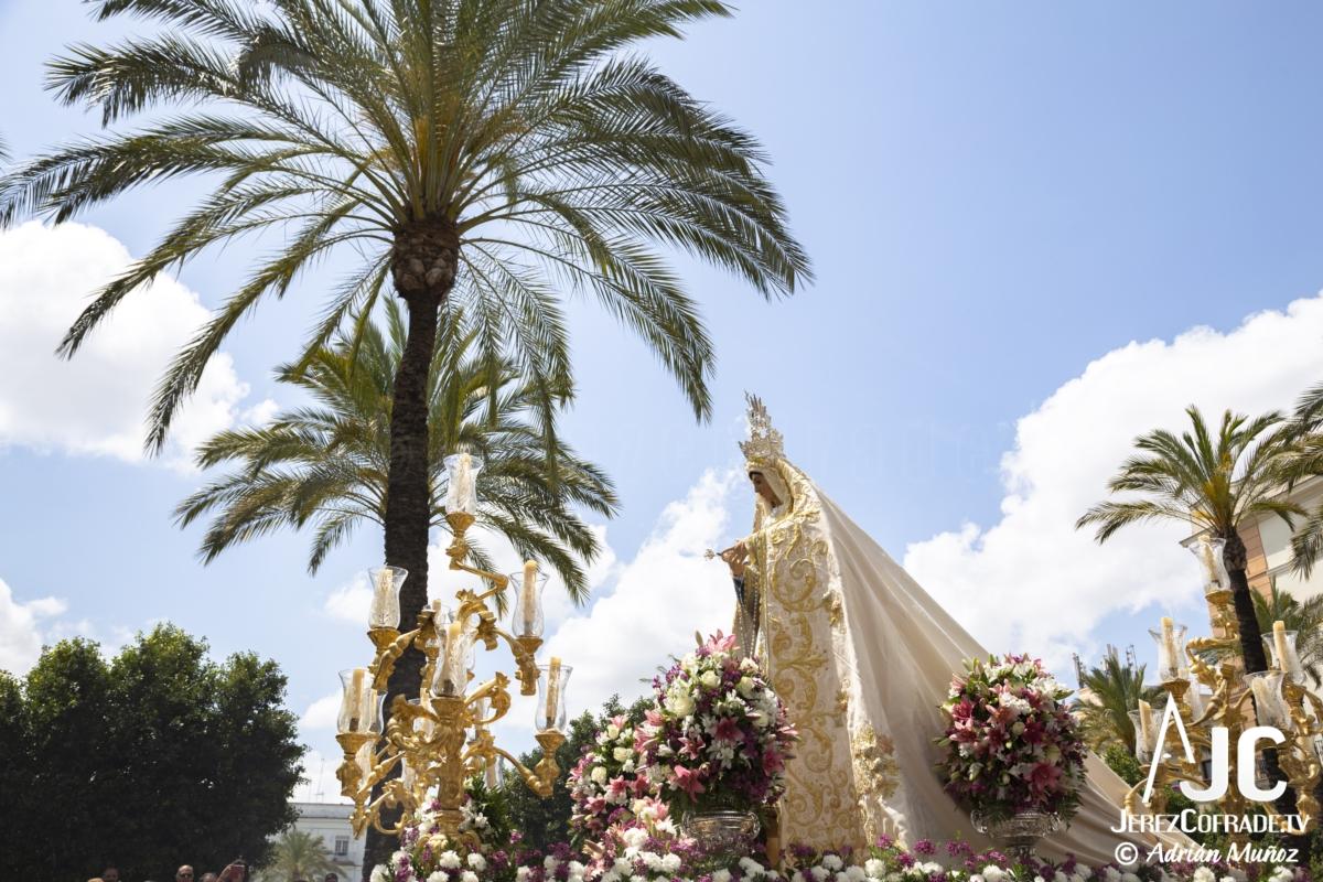 Virgen de la Luz – Domingo de Resurreccion Jerez 2019 (8)