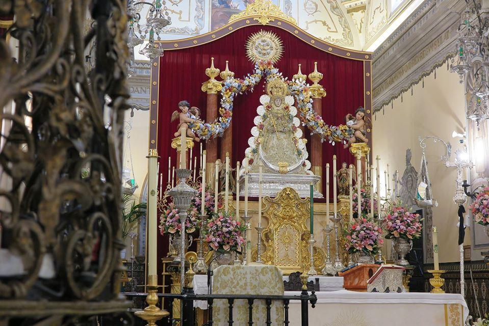 Virgen del Rocío – Parroquia de la Asunción – Almonte