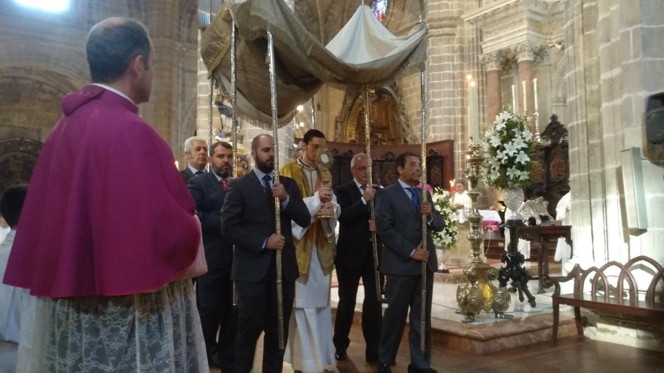 Corpus Christi – 2019 – Catedral de Jerez