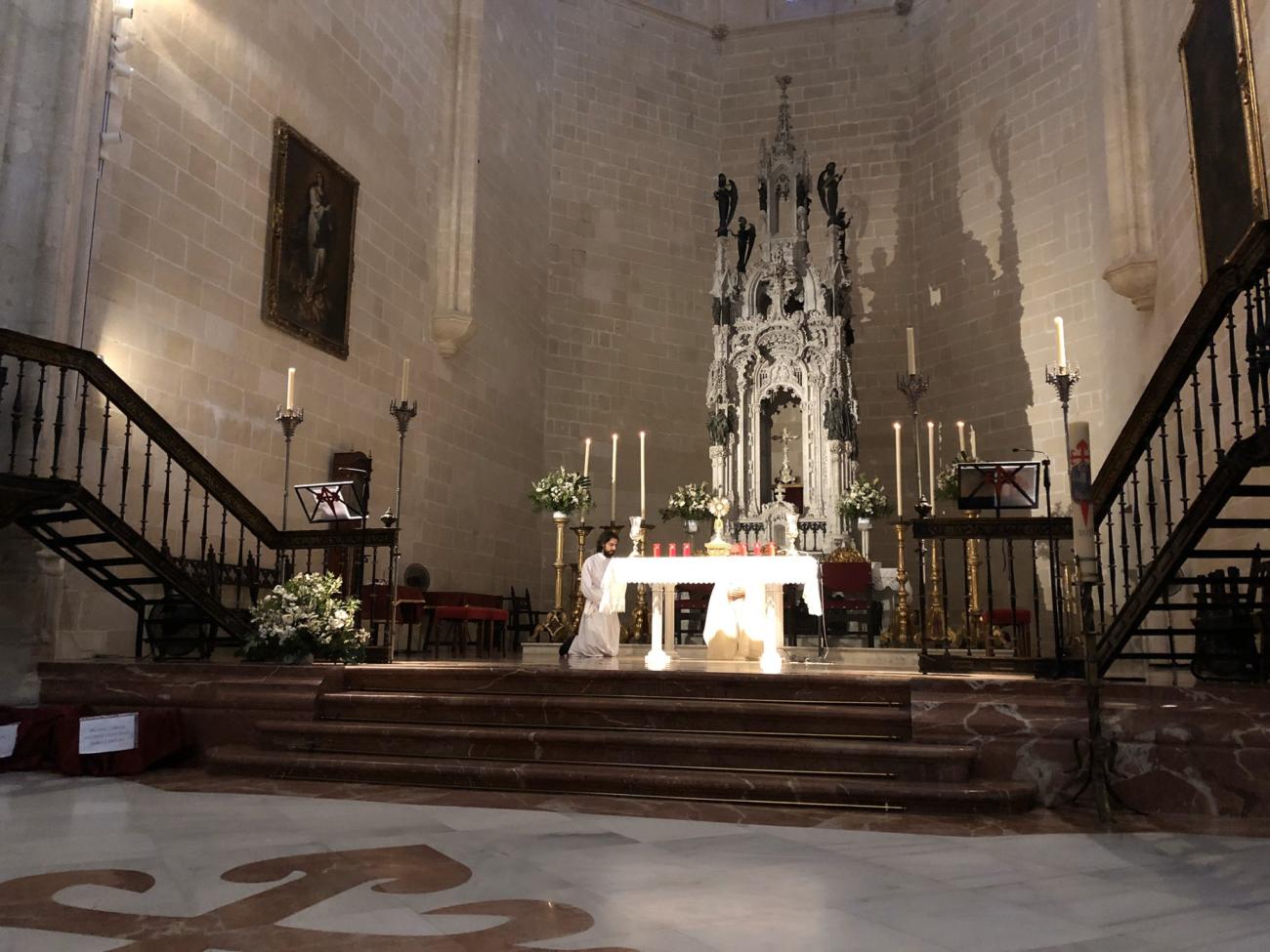 Hora Santa – Sacramental Santiago