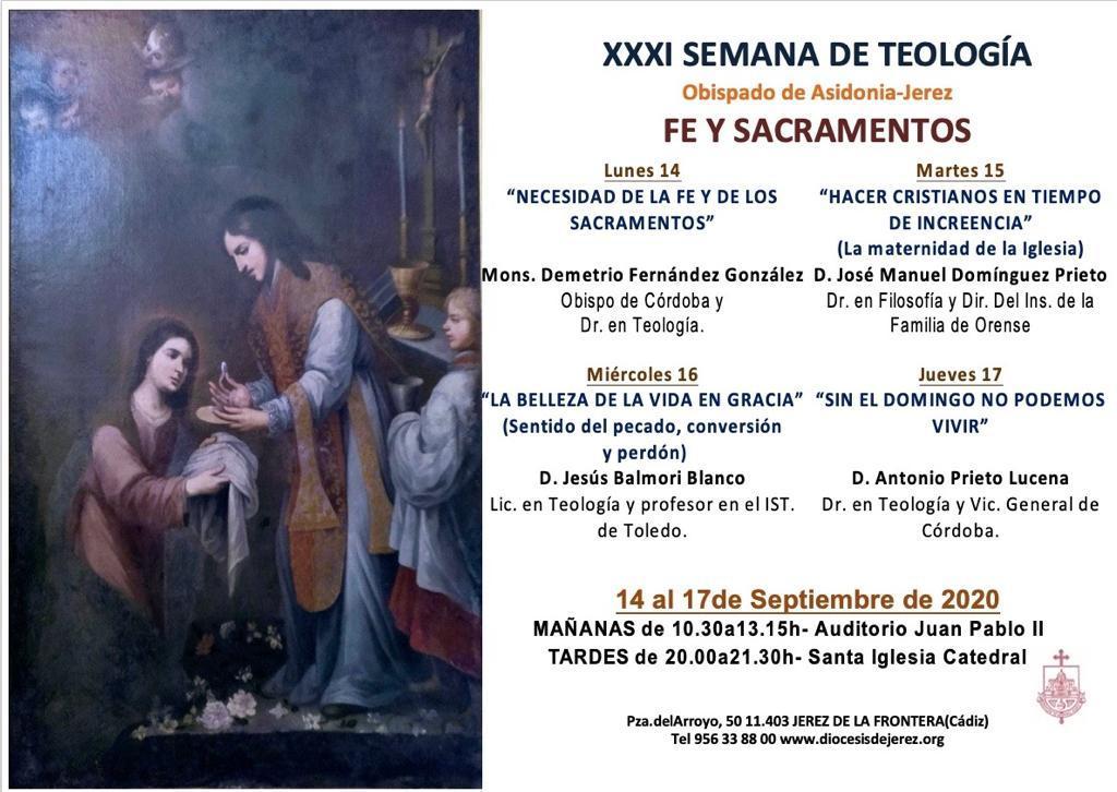 semana teología xxxi