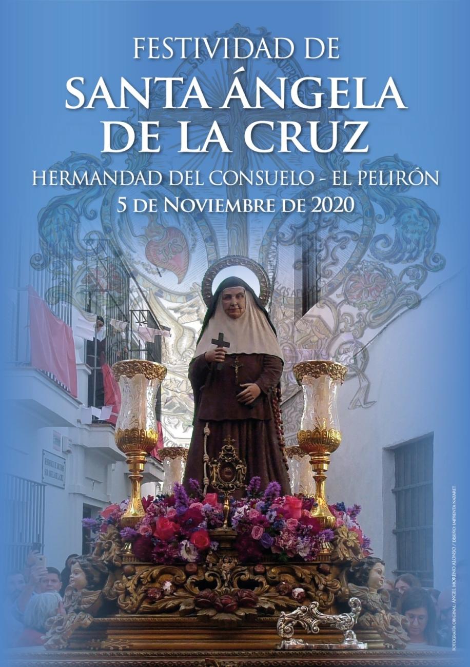 cartel – Santa Ángela – 2020