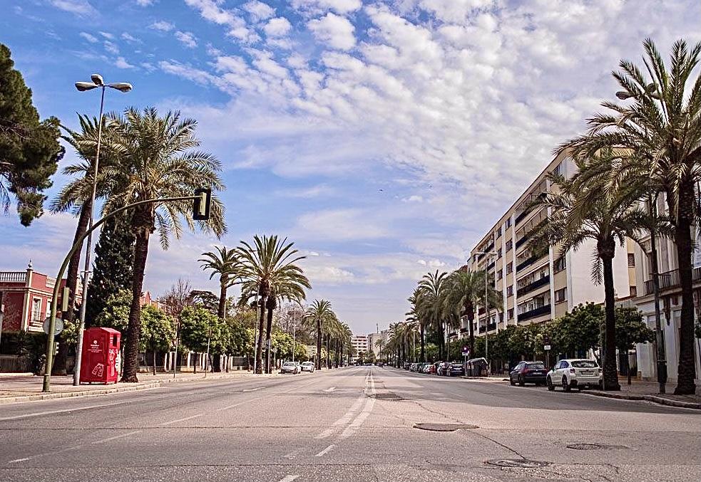 avenida Álvaro Domecq