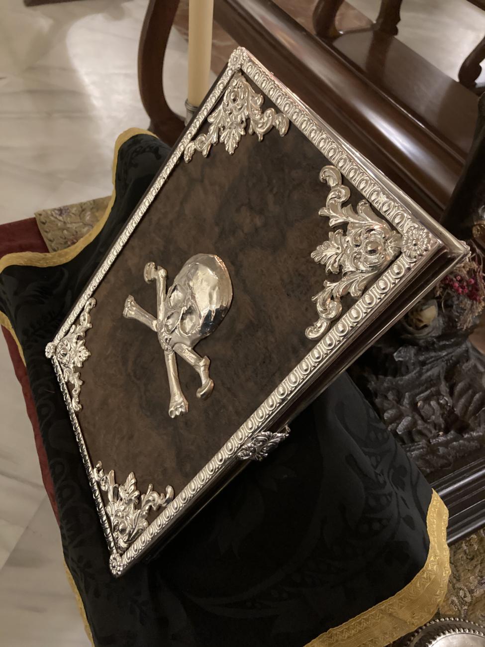 Libro Difuntos Sacramental Santiago