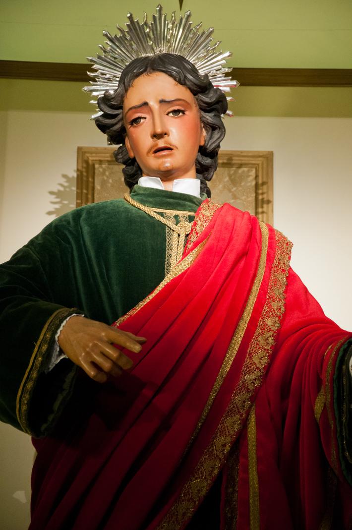 San Juan Nazareno de Sánlucar Cofrades Juan Antonio Bandera