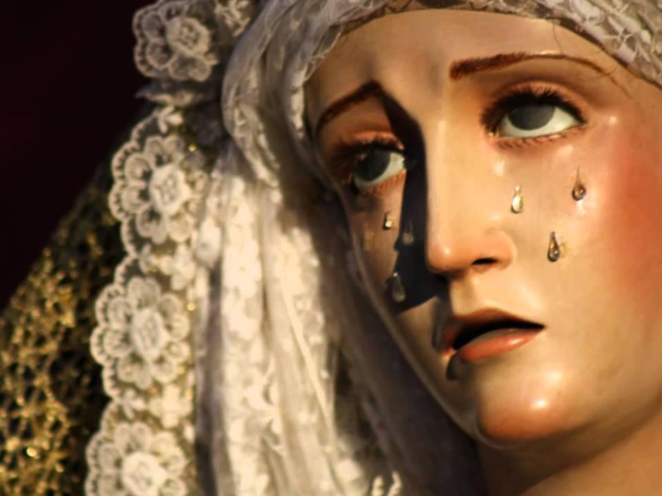 Virgen del Mayor Dolor Medina