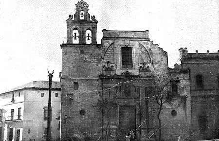 Convento de San Agustín – Jerez