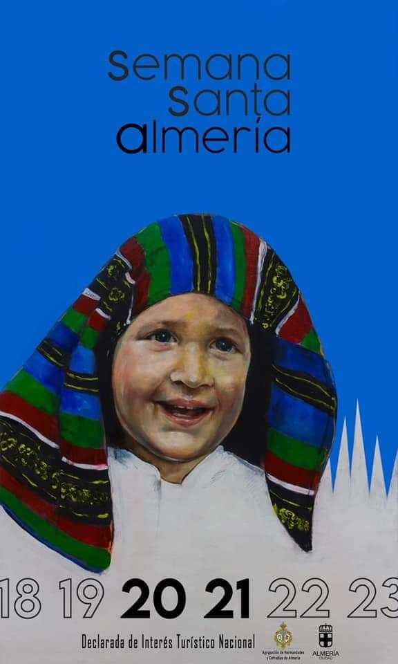 Cartel Semana Santa Almería 2021