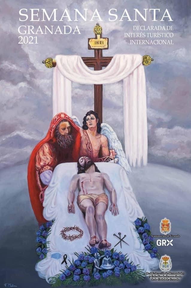 Cartel Semana Santa Granada 2021