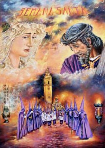 Cartel Semana Santa Moguer 2021