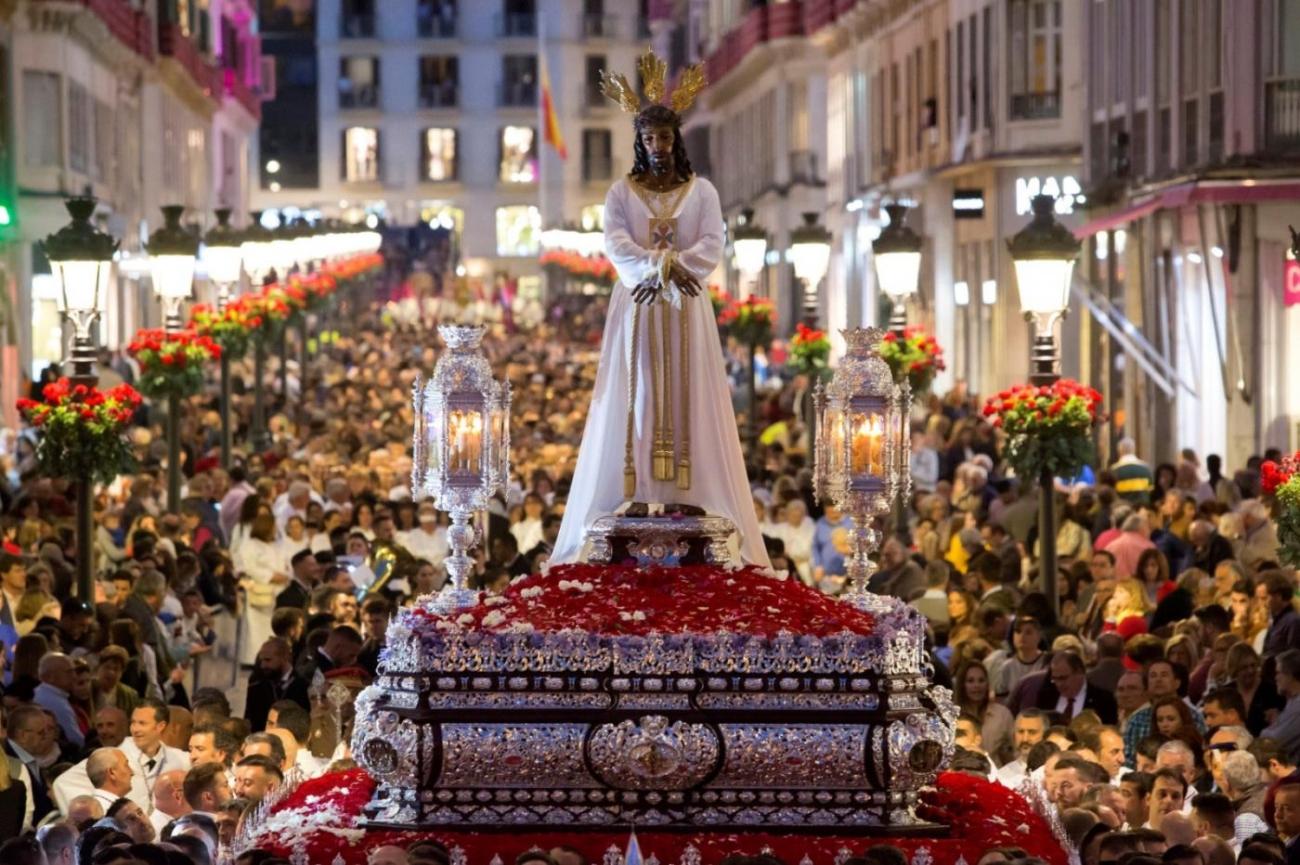 Nuestro Padre Jesús Cautivo – Málaga