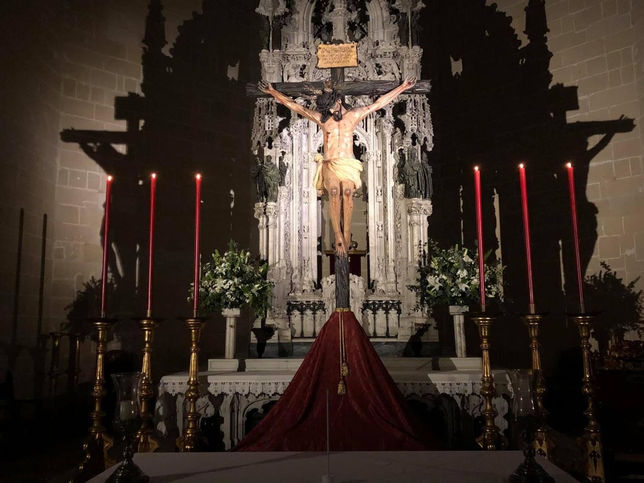 Cristo de las Almas – Sacramental de Santiago