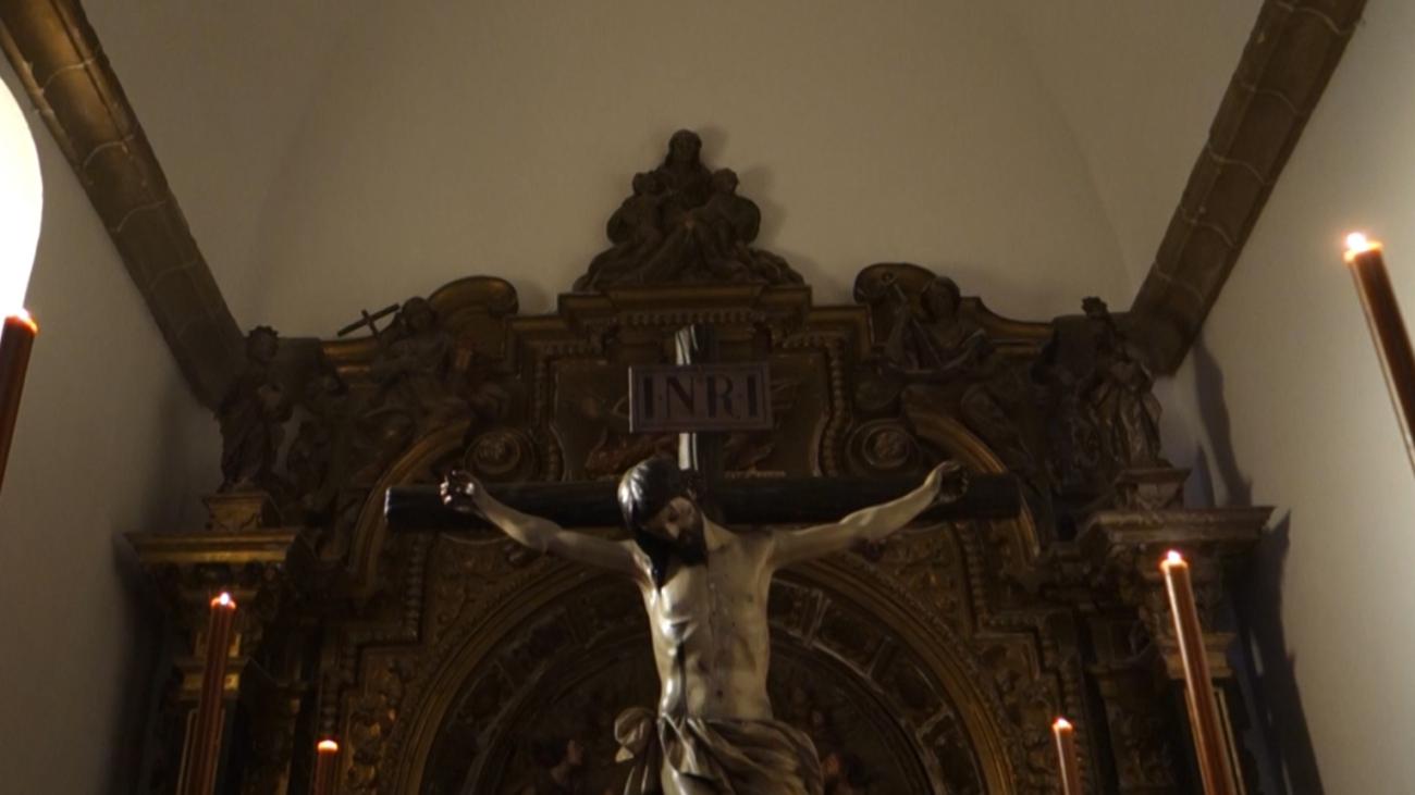 salud santisimo cristo